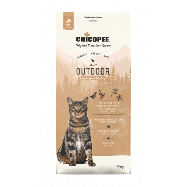 Chicopee Adult Cat Outdoor Poultry