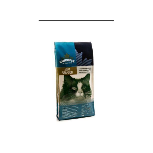 Chicopee Cat Seafood - High Premium kattefoder